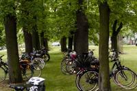 Fahrradtour Himbeergeist und Leinöl