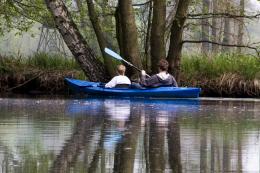 Geführte Paddeltour Spreewälder Beziehungen