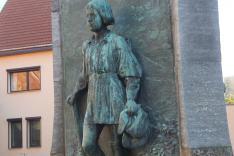 Martin Luther-Orte seiner Kindheit und Jugend