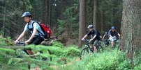 Mountainbike-Tage in Wildemann im Oberharz