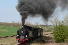 Die Mansfelder Bergwerksbahn - Ein Tag f�r Bahnfreunde