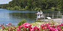 Wohlf�hltage in Krummsee
