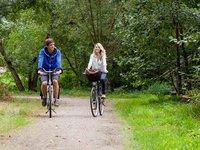 Radwandern im Spreewald